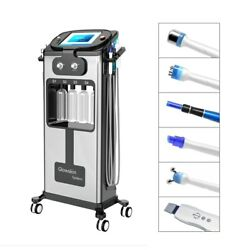 6in1 Water Oxygen Jet Peel Facial Deep Cleansing Rf Face Lifting Beauty Machine