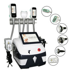 Double Chin Fat Reduceing Cold Slimming Cavitation Rf Machine Body Weight Loss
