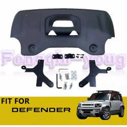 Fits For Land Rover Defender 2020 2021 Lower Guard Front Sand Guard Aluminum