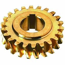 22 Teeth Worm Gear For Craftsman Dual Stage Snow Blower Thrower 5- 10 Hp 51405ma