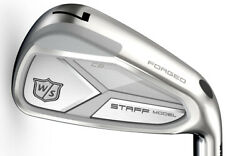 Wilson Staff Model Cb Forged Irons -- Choose Hand Set Makeup And Flex.customize