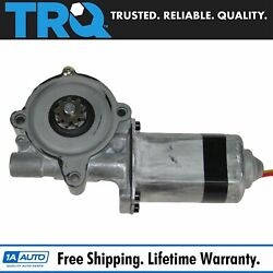 Trq 9 Tooth Power Window Lift Motor New For Ford Lincoln Mercury