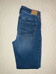 Aeropostale High Rise Distressed Jeans | Size 0