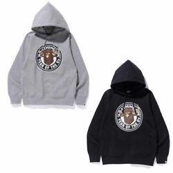 A Bathnig Ape Menand039s Year Of The Ox Pullover Hoodie 2colors New
