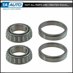Driver And Passenger Wheel Bearing Pair For Buick Cadillac Chevy Dodge Ford Jeep
