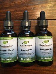 Native Remedies Men's Sexual Health Combo Pack Ikawe, Fertile Xy, Prostate Dr.