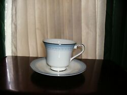 Htf Early 1970's Royal Doulton Lorraine H5033 Cup And Saucer Set
