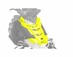 Polaris Snowmobiles Painted Hood - Lime Squeeze