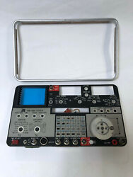 Ifr Fm/am-1200s Communications Service Monitor Front Plate And Bezel For Parts