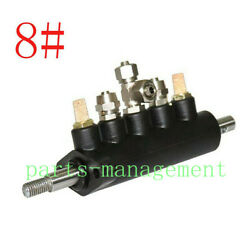 Coat Tire Changer Machine Foot Pedal Air Control Valve Metal 8mm Connector 8