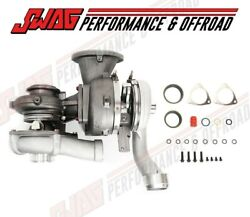 08-10 Ford 6.4 6.4l Powrerstroke Diesel Compound Turbocharger With Billet Wheels