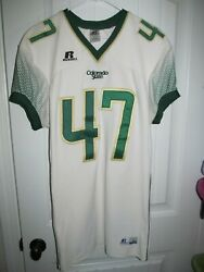 Colorado State Rams Football Jersey - Russell Athletic Youth Large