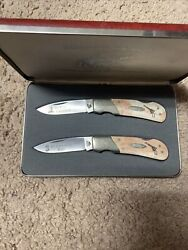 Bandits Of The West Butch Cassidy And The Sundance Kid Knife Set