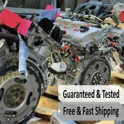 2003 Land Rover Discovery Hse Engine Assembly 15925039