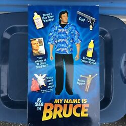RARE Dark Horse My Name Is Bruce Campbell 12quot; 1 6 Scale Figure