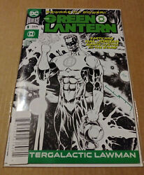 2018 Green Lantern 1 Midnight Release Signed Liam Sharp Sealed With Coa 17/40