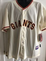 """Willie Mays Signed Giants Jersey And Autographed Picture """"the Catch""""."""
