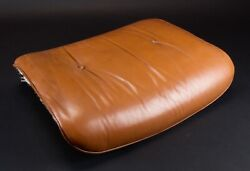 Plycraft Mid Century Modern Leather Lounge Cushions 1970s Eames Style