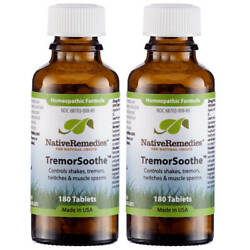 Native Remedies Tremorsoothetm Tablets 2 Pack