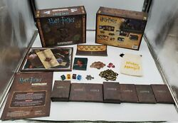 Harry Potter Hogwarts Battle A Cooperative Deck Building Game New Open Box
