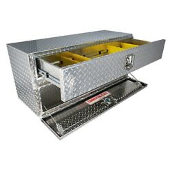 Unique Truck Accessories Ub30-20td Brute Hd Two Drawers Underbody Tool Box