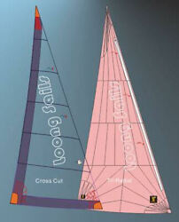Headsail Roll-frl Luff 34.71and039 Leech 32.9and039 Foot 15.45and039 Sunbrella Catalina 28