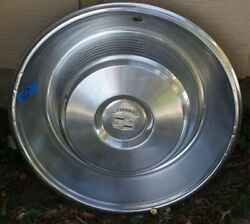1960and039s Cadillac Deville Series 62 Fleetwood 15 Wheel Covers Hubcaps Set Of 4