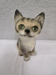 Goebel Striped Cat Germany Absolutely Gorgeous Figurine