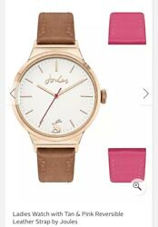 Joules Watch With Interchangeable Straps