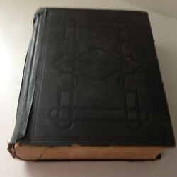 Vtg Analytical Concordance To The Bible By Robert Young Authorized Twentieth Ed