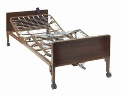 Full Electric Hospital Bed With Rails Included - Fully Adjustable- Home Care Use