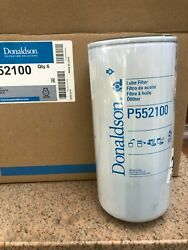 Donaldson P552100 Lube Filter 6-pack