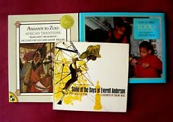 3 Books Tools Ann Morris 1st Edition Ashanti To Zulu Musgrove Some Of The Days