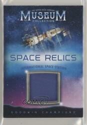 2020 Upper Deck Goodwin Champions Museum Collection Space Relics Mcs-ncs