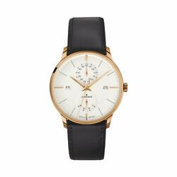 Junghans Menand039s Meister Agenda Automatic Watch - 027/7066.01 New