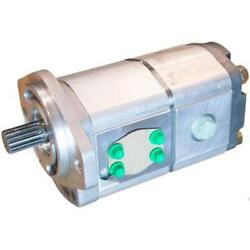 238-7642 Replacement Hydraulic Pump - Fits Cat 236b, 267, 277 Tracked Skid Steer