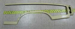 Oem Ford Rh Right Front Fender Trim Moulding 1971-1972 Ltd Country Squire Sw