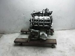 14-17 Audi A7 Quattro Diesel Core Engine Motor 74k Miles Bad For Parts Only