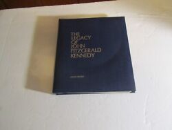 The Legacy Of John Fitzgerald Kennedy Bronze Set 36 Medals Coins Lincoln Mint