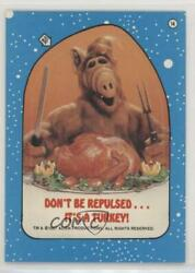 1987 Topps Alf Series 1 Stickers Donand039t Be Repulseditand039s A Turkey 14 0e3