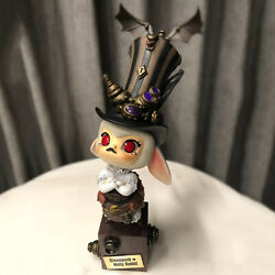 Pop Mart X Molly Steampunk Molly Rabbit Mini Figure Limited Collectable Toy