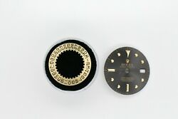 Rolex Gmt Master 1675 Root Beer Nipple Dial With Calendar Read