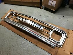 Nos 69 70 Chevy Truck C10 K5 Blazer Front Outer Grille Surround Pick Up Grill Sk