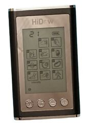 Hidow Xpd 12 Tens/ems Unit For Pain Relief And Muscle Performance