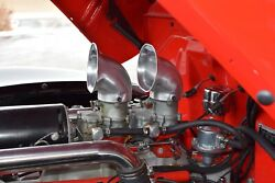 Stromberg 97 81 48 Holley Hot Rod 32 Ford Coupe Flathead Carb Air Scoops 2 Each