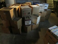 Approx 4500 Lp Records From 1950and039s-60and039s Local Pick Up Only