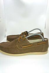 Cole Haan Dominick Boat Ii Canvas Shoes Menand039s Size 10 M Cole Haan Menand039s Shoes
