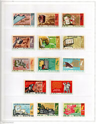 Korea Stamps Massive Collection Excellent Condition V.f. Never Hinged Mnh
