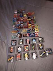 Wacky Packages Series 1 3d Minis 50 Items 16 Stickers