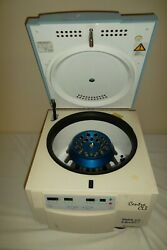 Thermo Iec Centra Cl3 Centrifuge + Fixed Angle Rotor 24 X 15ml Place W/tubes